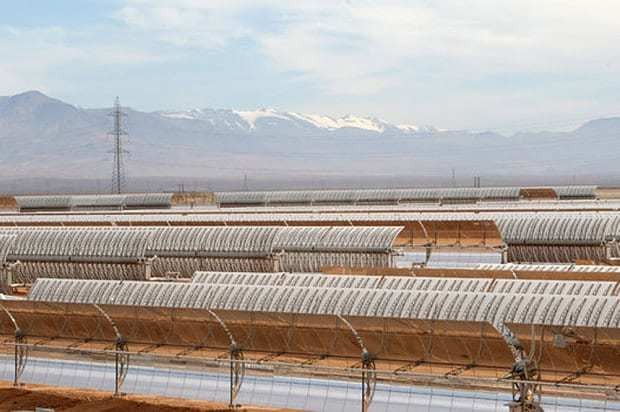 Morocco will launch Africa's biggest solar farm