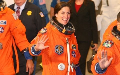 Nasa's Nicole Stott on life aboard the ISS as the only woman