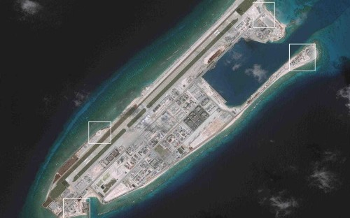 Beijing hits back after US says it will 'defend' interests in South China Sea