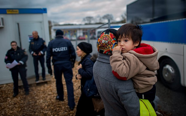 Austria to reduce its cap on refugees entering the country