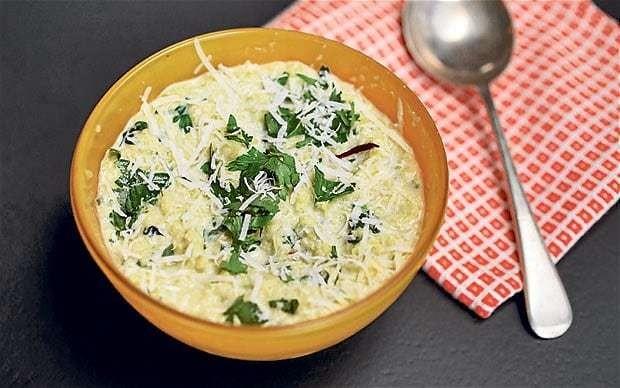 Zuppa di zucchini recipe