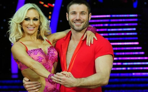Strictly star Kristina Rihanoff and Ben Cohen name baby daughter