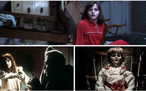 10 supposedly true horror movies, and the stories behind them