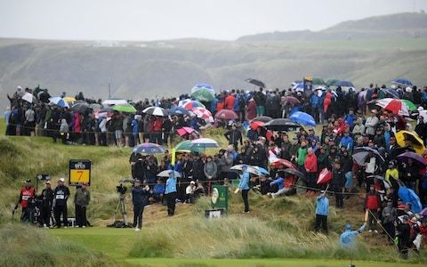 R&A considering Royal Portrush for 2024 Open return
