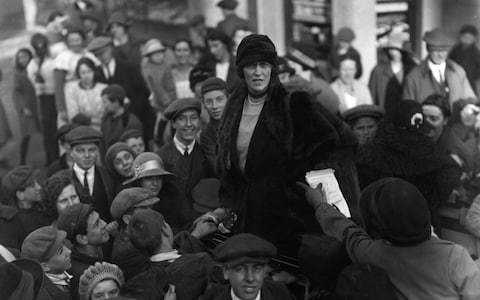 100 years after the first female MP was elected, has anything changed?