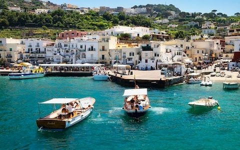 From Venice to Capri: When is the quietest time to visit the world's most overrun tourist spots?