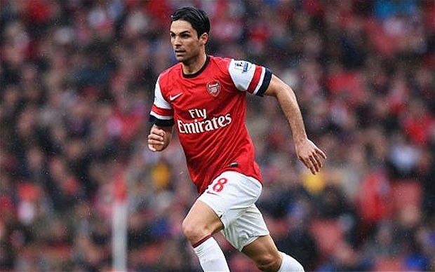Mikel Arteta admits it is 'about time' Arsenal splashed out on big-money transfers