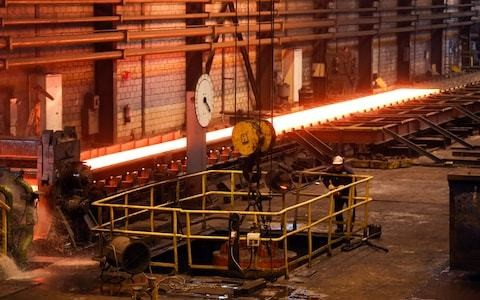 We are nearing the end of steel-making in the UK