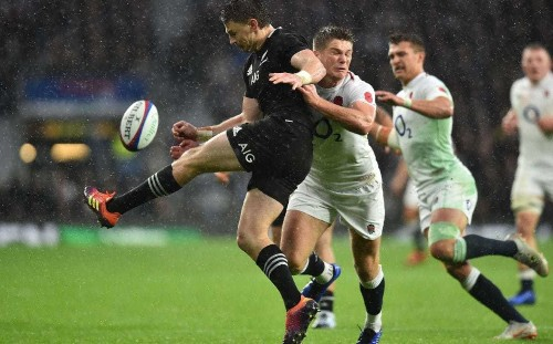 England vs New Zealand, player ratings: Who came out top in the battle between Owen Farrell and Beauden Barrett?