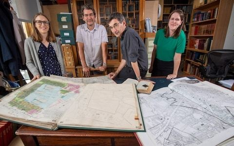 Meet the historians bringing London's past to life with maps