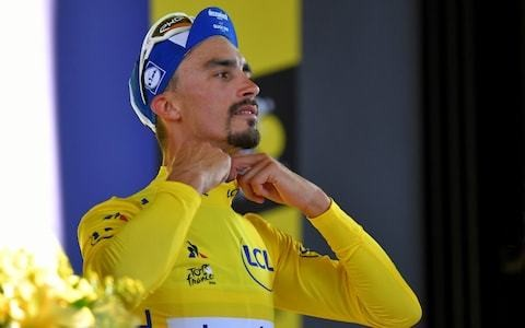 Julian Alaphilippe may be a genius on a bike, but how long can he retain Tour de France lead?