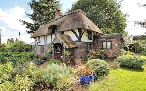 The enduring appeal of the humble thatched cottage