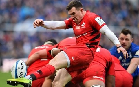 Bath in the market for Saracens pair as Stuart Hooper admits recruitment plans for next season are now wide open