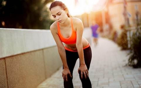Can exercise make you ill?