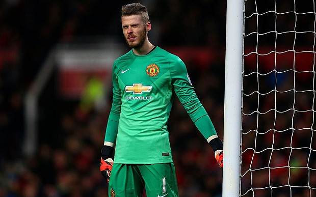 Man Utd transfers: Real Madrid want to sign David de Gea for nothing - in 2016