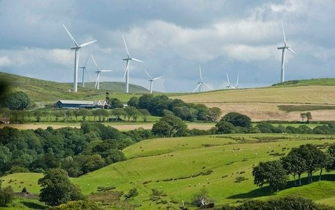 Ministers accused of reintroducing consumer subsidies for onshore wind turbines 'by the back door'