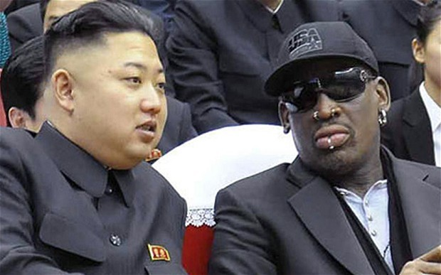Dennis Rodman claims Kim Jong-un's uncle was not executed