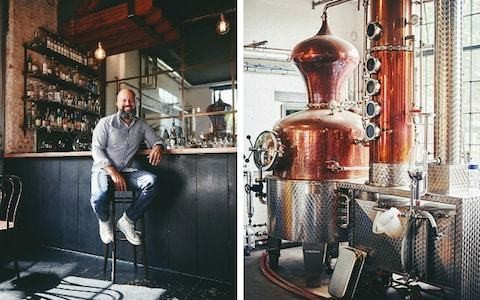 How to set up your own bar and micro distillery