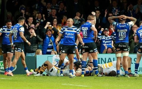 Bath vow to come back stronger next year as life after Todd Blackadder looms
