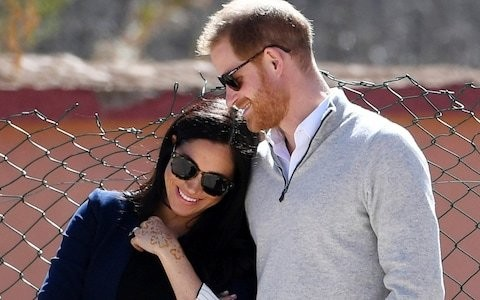 Meghan and Harry would be much happier if they moved to California