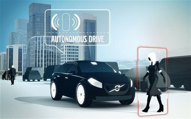 Large-scale trial of driverless cars to begin on public roads