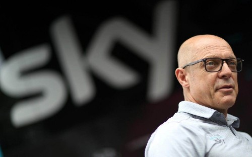 Sir Dave Brailsford in fight for Team Sky's future after Sky Plc announces 2019 withdrawal from cycling