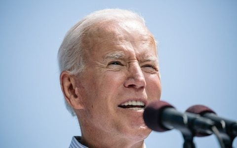 Joe Biden advisers 'mull over one term pledge' amid age concerns