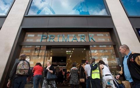 New stores push up Primark sales