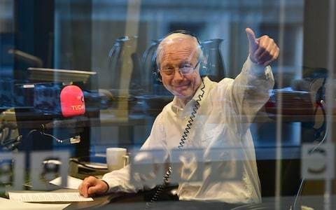 Between the backslapping, John Humphreys's final Today never let us forget what an important, fearless journalist he is
