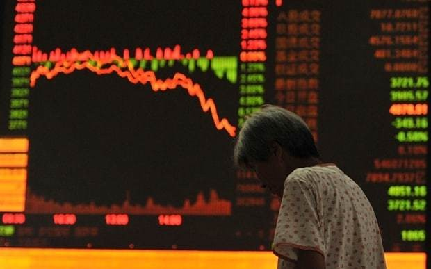 China's stock market crash: five numbers you need to know