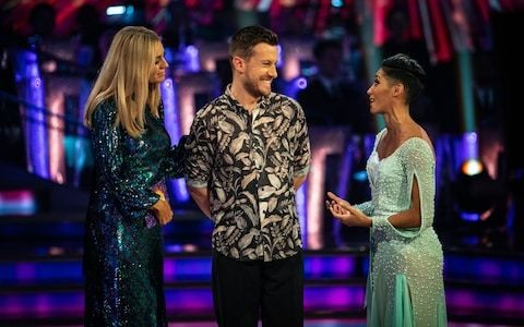 Strictly Come Dancing 2019, semi-final results recap: Chris Ramsey sent home as Anton Du Beke reaches only his second final in 17 series