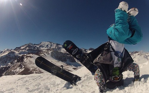 Chile: secret diary of a snowboarder