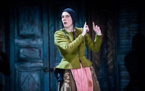 Deaf actor steps in for hearing one at Royal Shakespeare Company production in theatrical first