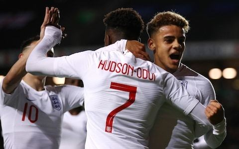England's young guns brush aside Austria in Under21 Championship