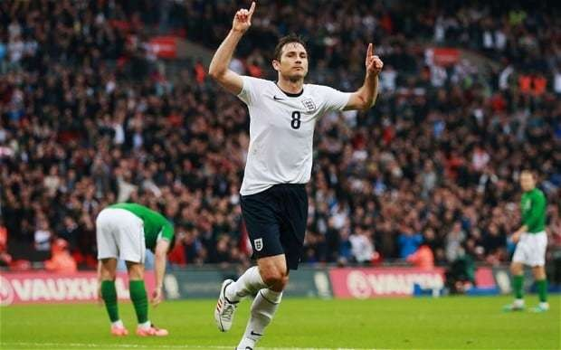England 1 Republic of Ireland 1: match report