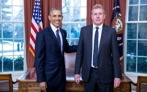 Whitehall must find the sneak who betrayed Sir Kim Darroch