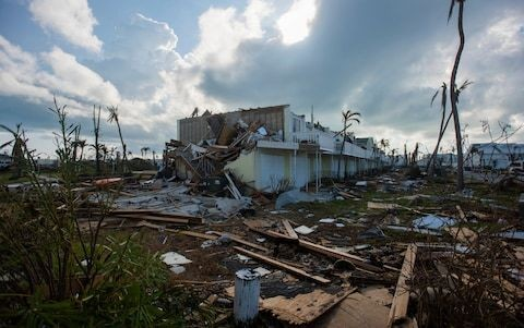 'We need to get out... there is no way to survive here': Survivors of hurricane Dorian on the death and devastation in the Bahamas
