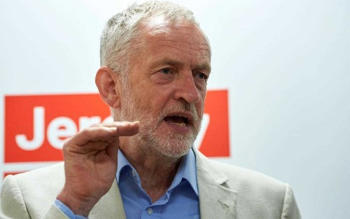 What are Jeremy Corbyn's policies in the Labour leadership contest?
