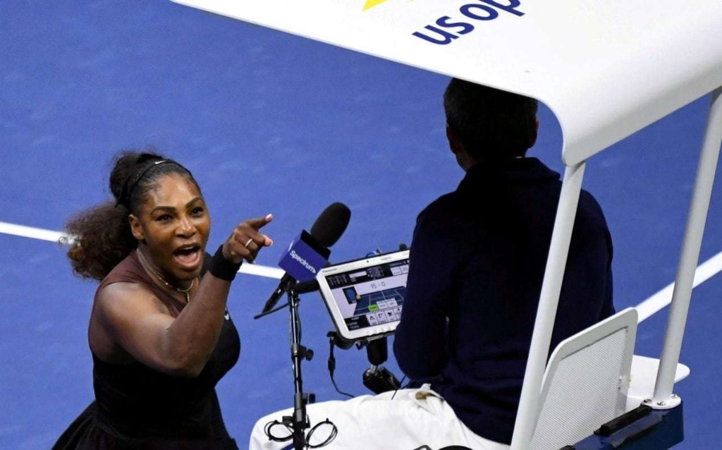 'Defeated and disrespected' Serena Williams addresses US Open final outburst