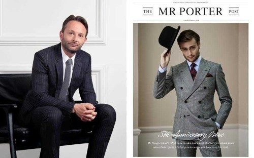 The secrets of dressing well as a man in your 40s (from the tastemaker-in-chief)