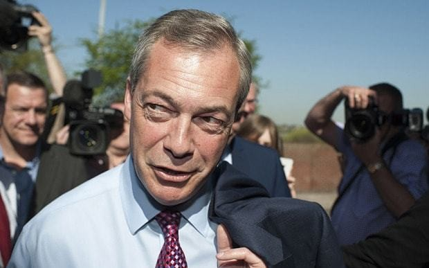 Ukip offers Christians who object to gay marriage special legal protection