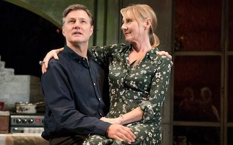 The End of History..., Royal Court review: Lesley Sharp is brilliant, but this political drama's undercooked