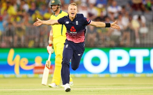 'Death' bowler Tom Curran aiming at batsmen's toes and a World Cup call-up with England