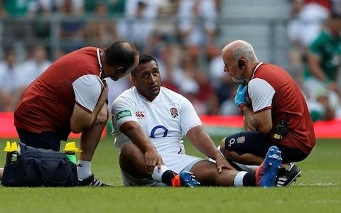 Mako Vunipola to miss England's final Rugby World Cup warm-up match