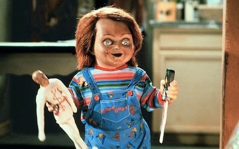 Chucky, the doll that just won't die: the story of Don Mancini's friend 'til the end
