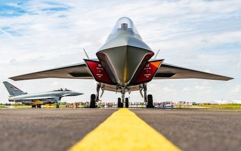 Italy joins UK and Sweden on Team Tempest jet fighter project