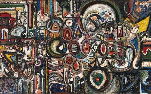Art's quiet American: Richard Pousette-Dart, the forgotten man of abstract expressionism