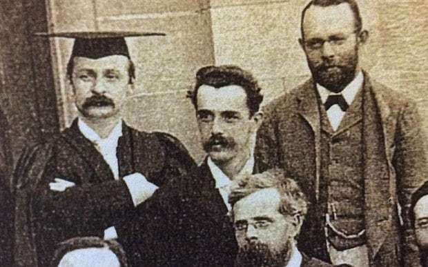 Real-life Harry Potter character Professor Snape taught chemistry at Welsh college in the late 19th century