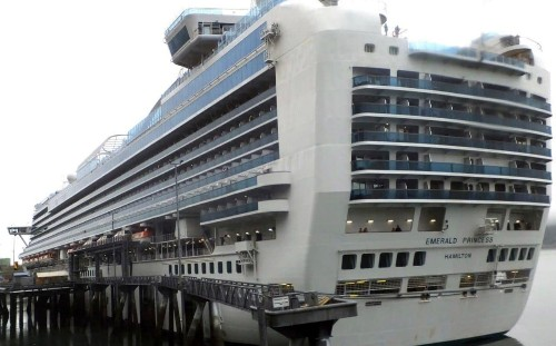 Cruise ship passenger 'killed wife because she laughed at him'