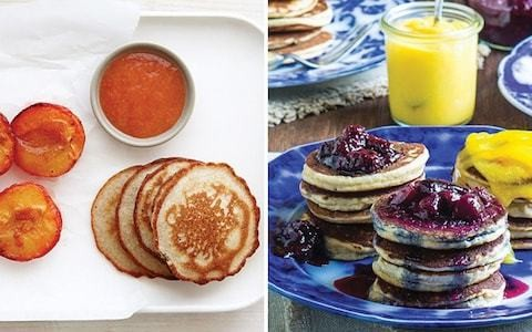 How to make healthy pancakes - Easy ideas including gluten-free, vegan and dairy-free recipes